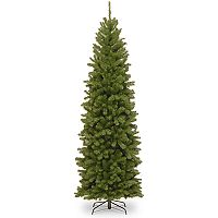 National Tree Company 9-ft. North Valley Spruce Pencil Slim Artificial Christmas Tree