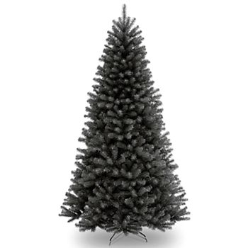 national tree company 75 ft north valley black spruce artificial christmas tree - Black Artificial Christmas Tree