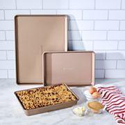Food Network™ 3 pc Essential Textured Bakeware Set