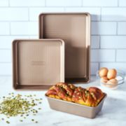 Food Network? 3-pc. Bakers Textured Bakeware Set