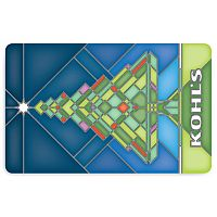 Glass Tree Gift Card