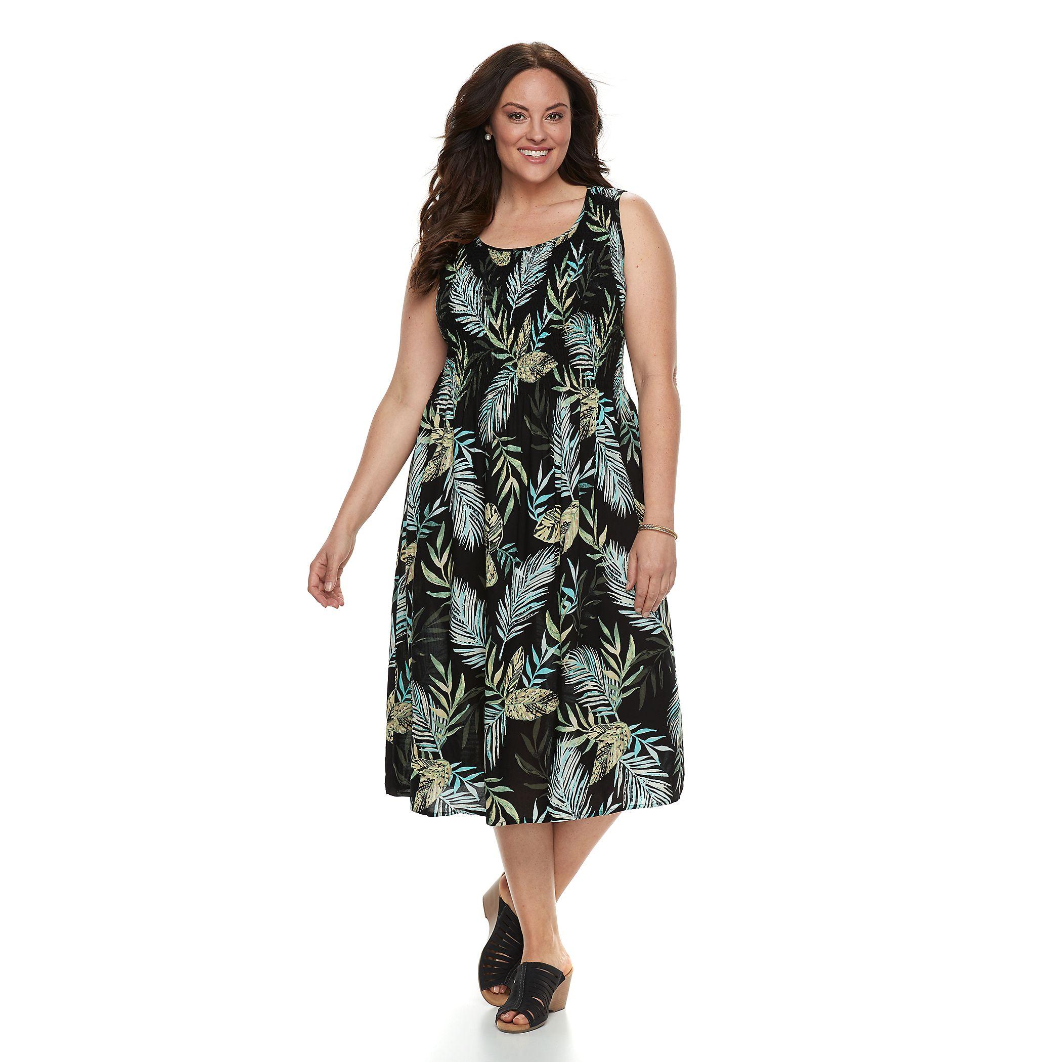 Kohl's Plus Size Maxi Dresses