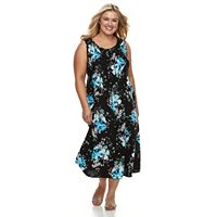 Plus Size Croft & Barrow® Shirt Dress