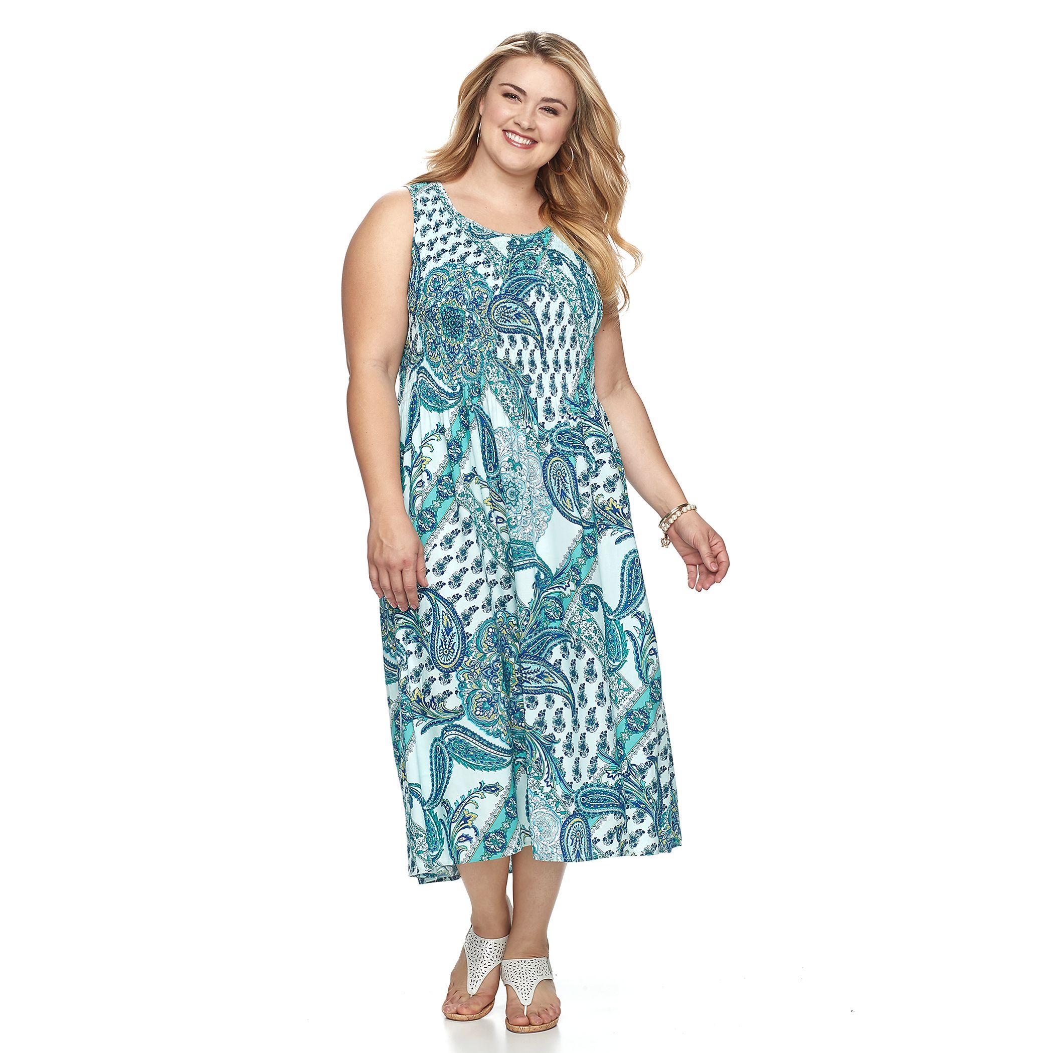 Maxi dresses 2018 kohls