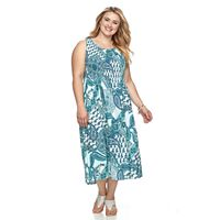 Plus Size Croft & Barrow® Shirt Dress
