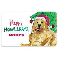 Howlidays Gift Card