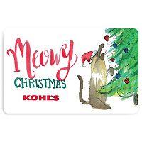 Meowy Gift Card