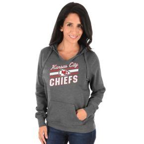 Women's Majestic Kansas City Chiefs Highlight Play Hoodie