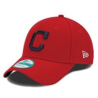 Adult New Era Cleveland Indians The League Adjustable Cap