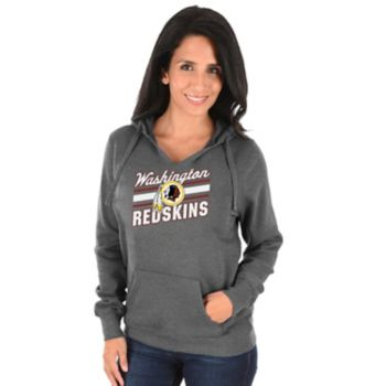 Women's Majestic Washington Redskins Highlight Play Hoodie