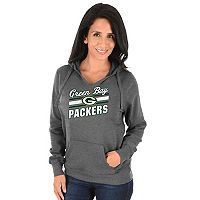 Women's Majestic Green Bay Packers Highlight Play Hoodie