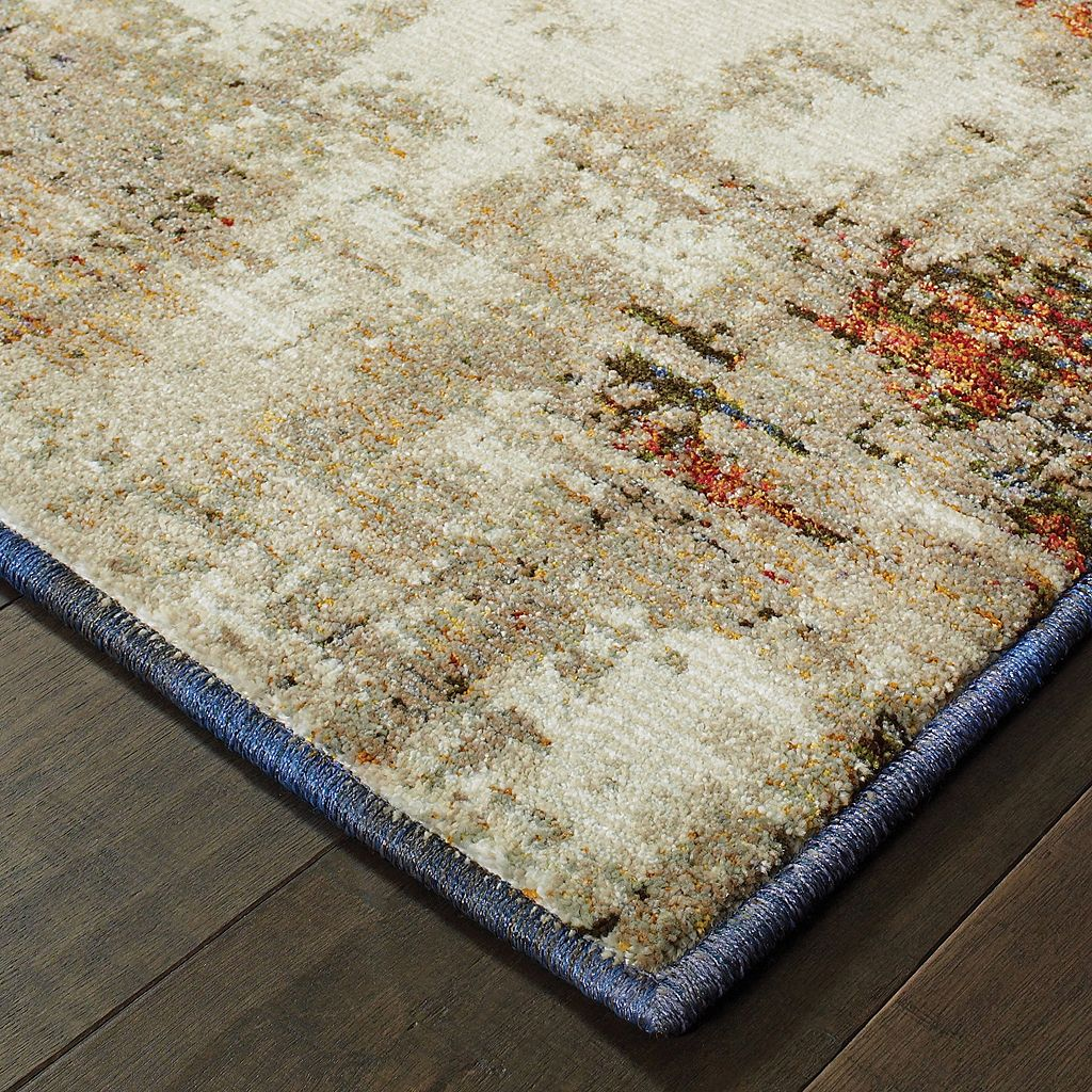 StyleHaven Easton Layers Abstract Rug