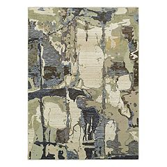 StyleHaven Easton Lapis Abstract Rug