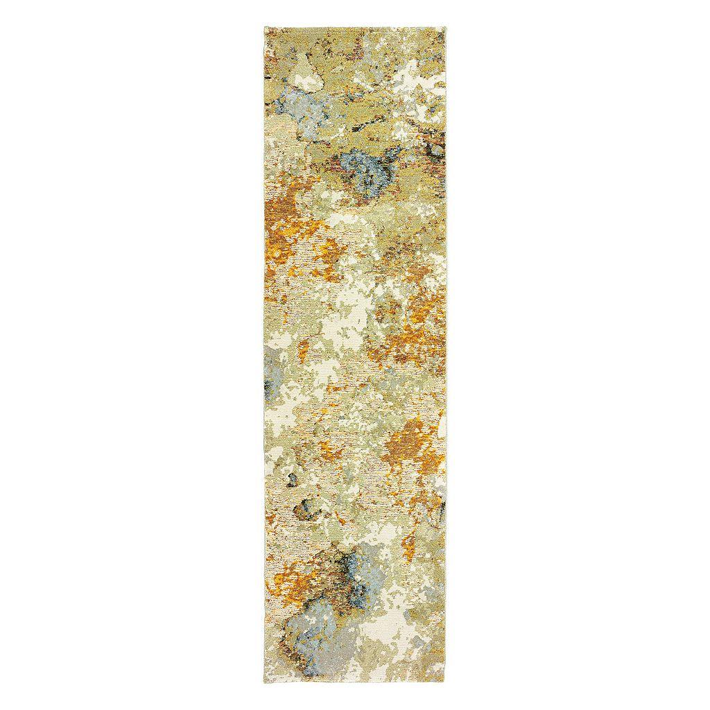 StyleHaven Easton Auero Abstract Rug