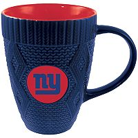 New York Giants Sweater Coffee Mug