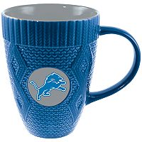 Detroit Lions Sweater Coffee Mug