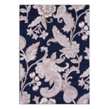 VCNY Swirl Floral Rug