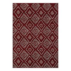 VCNY Medallion Lattice Rug