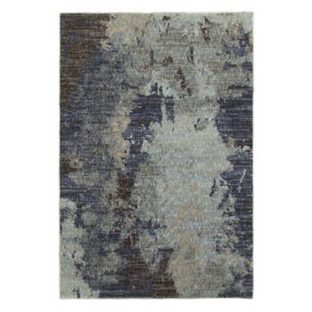 StyleHaven Easton Gray Skies Abstract Rug