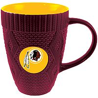 Washington Redskins Sweater Coffee Mug