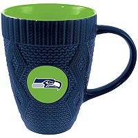 Seattle Seahawks Sweater Coffee Mug