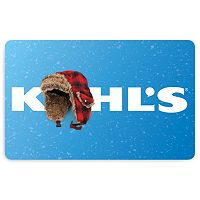 Kohl's Winter Gift Card
