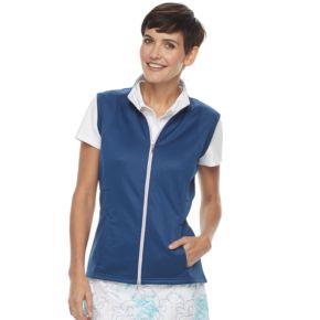 Women's Pebble Beach Zip-Up Vest