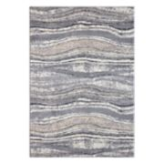 VCNY Home Marble Abstract Rug