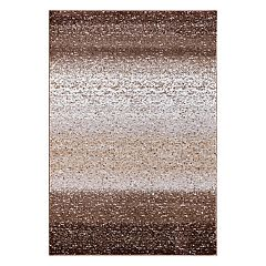 VCNY Home Pearl Ombre Striped Rug