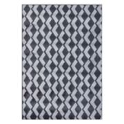 VCNY Home Abis Art Deco Lattice Rug