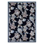 VCNY Home Lynn Jacobean Floral Rug
