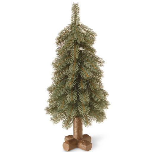National Tree Company 24-ft. Bayberry Blue Cedar Artificial Christmas Tree