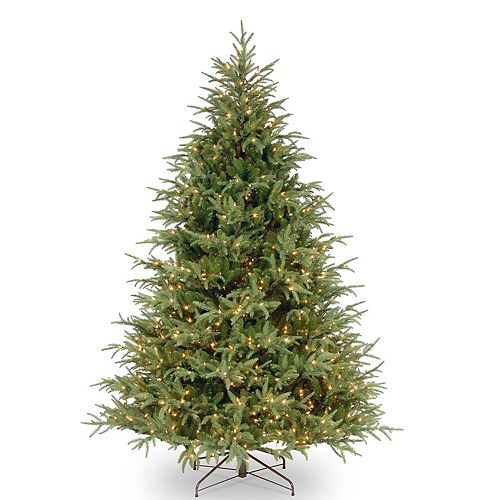 National Tree Company 6.5-ft. Pre-Lit Frasier Grande Artificial Christmas Tree
