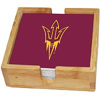 Arizona State Sun Devils Ceramic Coaster Set