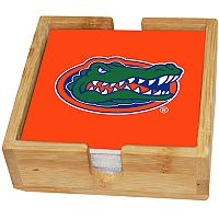 Florida Gators Ceramic Coaster Set