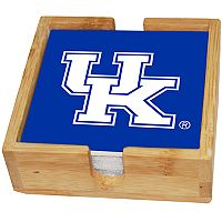 Kentucky Wildcats Ceramic Coaster Set