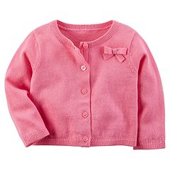 Baby Girl Carter's Bow Cardigan