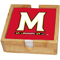 Maryland Terrapins Ceramic Coaster Set