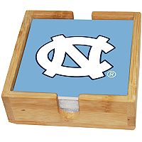 North Carolina Tar Heels Ceramic Coaster Set