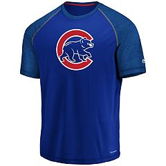 Men's Majestic Chicago Cubs  Tee