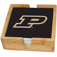 Purdue Boilermakers Ceramic Coaster Set