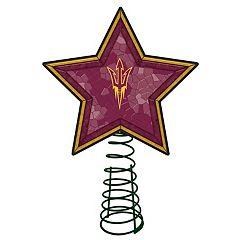 Arizona State Sun Devils Mosaic Christmas Tree Topper