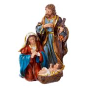 Kurt Adler Holy Family Christmas Table Decor