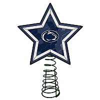 Penn State Nittany Lions Mosaic Christmas Tree Topper