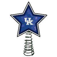 Kentucky Wildcats Mosaic Christmas Tree Topper