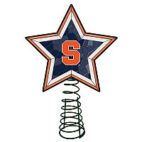 Syracuse Orange Mosaic Christmas Tree Topper