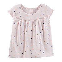 Toddler Girl OshKosh B'gosh® Heart Jersey Tee