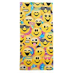 Emoji Beach Towel
