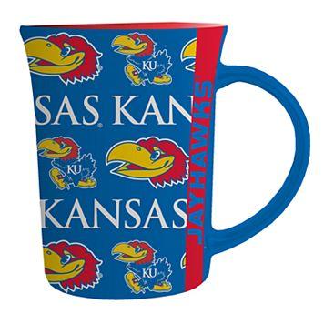 Kansas Jayhawks Lineup Coffee Mug
