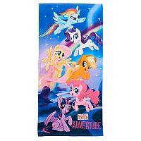 My Little Pony Hello Adventure Beach Towel